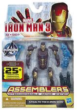 IRON MAN 3 assemblatori-tech Stealth Iron Man-Brand New Nuovo con Scatola