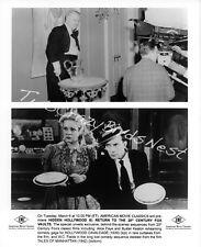 W.C. Fields Alice Faye Buster Keaton B&W Press Photo