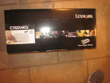 NEW  C782X4KG Genuine New Lexmark BLACK Extra High Toner C780 C782 X780 X782