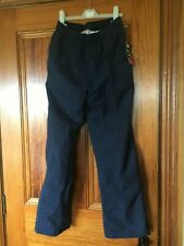 Protonic Navy Lined Sports Trousers age 11-12