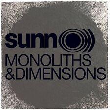 Sunn O))) - Monoliths And Dimensions [CD]