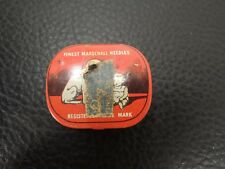 ANTIQUE Grammophon NADELDOSE NADELN - Gramophone Needle Tin Box