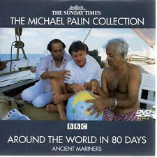 MICHAEL PALIN = AROUND THE WORLD IN 80 DAYS = ANCIENT MARINERS = PROMO VGC