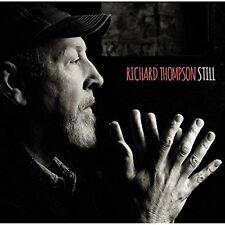 RICHARD THOMPSON - STILL-DELUXE EDITION 2 CD NEUF