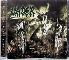 VADER -Revelations CD -2002 -Polish Death Metal (Metal Blade Records)