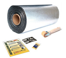 80mil 12 SQFT Car Sound Deadener GTMAT Ultra Heat Thermal Shield Insulation Roll