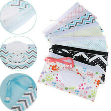 Wet Wipes Bag Tissue Box Accessories Stroller Baby Product Case Cosmetic Pouch d