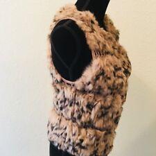 Bcbg Maxaria Rabbit Vest S