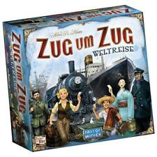 Zug um Zug Weltreise (Rail & Sail) (DE)