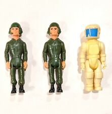 CHOOSE: Vintage 1985 Construx * Action Figures * Fisher-Price *Combine Shipping!