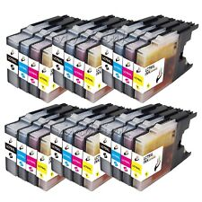 24 Ink Cartridges LC75 LC71 LC79 Set For Brother MFC-J435W MFC-J625DW MFC-J825DW