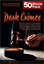 DARK CRIMES: 50 MOVIE SET (Charles Korvin) - DVD - UK Compatible sealed
