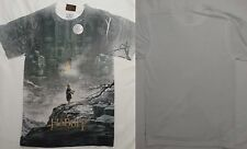 The Hobbit Movie Desolation of Smaug Movie Poster Front Only Sublimation T-Shirt