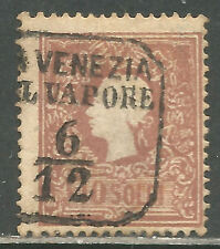 L26 - LOMBARDO VENETO - Sassone # 26 - usato - Traghetto - 1.a scelta
