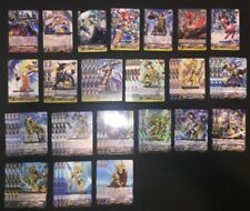 CARDFIGHT VANGUARD - Gold Paladin Deck 11 w/ Fast Chase Golden Knight, Campbell/