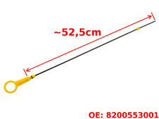 ASTA LIVELLO OLIO PER RENAULT CLIO II III FLUENCE KANGOO MEGANE 2 3 TWINGO 2 P42