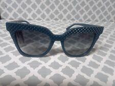 70e6d9aa8f MCM Sunglasses MCM644S 442 Petrol Frames Gray Lens 55MM DISPLAY ITEM