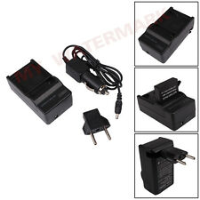 Battery Charger AHDBT-401 Battery AC Charger And DC Car Charger for Gopro Hero 4