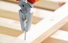 Nws 1 en 5-tri combinaison pince vde combimax électriciens 3.5mm pattress vis