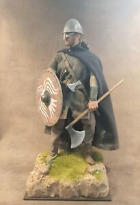 "CUSTOM 12"" VIKING WARRIOR 1/6 SCALE FIGURE."