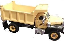 RARE Franklin Mint B Mack Dump Truck