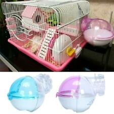 Hamster Mouse Pet Bathroom Cage Box Bath Sand Room Toys Toilet Small Pet Toy