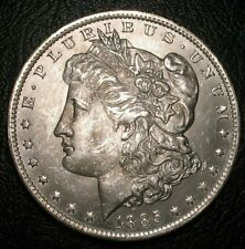 OLD US COINS BU UNC UNCIRCULATED 1885 O SILVER MORGAN DOLLAR