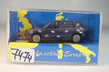 Herpa 1/87 Nr. SoMo VW Volkswagen Golf Dankeschön Europa OVP #7474