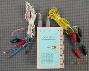 ITO 3-CHANNEL PALM-SIZED ELECTRO ACUPUNCTURE IC-1107 Made in Japan