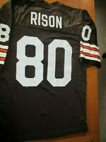 1994 authentic Cleveland Browns Andre Rison Throwback Jersey size 48 by Russell
