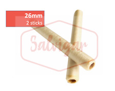 Collagen Casings Dry 26mm / 50ft for stuffing 32 Lb 180 sausages 2 sticks