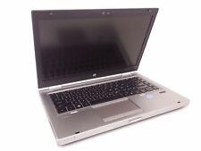 Hp 8460p Notebook PC i5 2520 DisplayPort Firewire DVD Win 10 ricondizionato