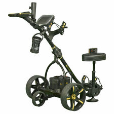 2018 Bat Caddy BLACK X3R Remote Control Electric Golf Bag Cart/Trolley + EXTRAS