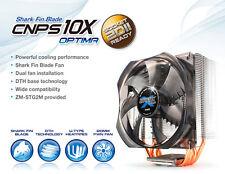 Zalman CNPS10X Optima SHARK CPU COOLER compatibile con AMD e processori Intel