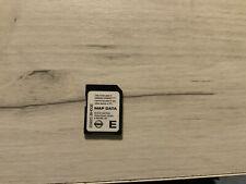 Nissan Connect sat nav sd card 2012 25920 BH00E