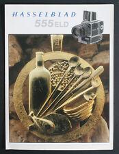 HASSELBLAD 555ELD BROCHURE