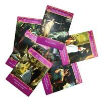 44pcs Romance Angel Oracle Tarot Cards Deck Kit Set Divination Game Kid Gifts