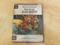 Dungeons and Dragons Races of Faerun - Forgotten Realms
