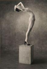 Christian Vogt (women) portfolio of 12 photographs 1981 SIGNED