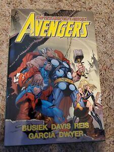 Avengers Assemble Volume 5  Large Hardcover Marvel Comics Kurt Busiek