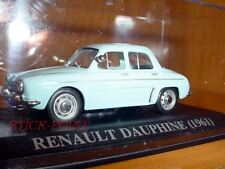 RENAULT DAUPHINE 1961 SCALE 1:43 MINT!!! INCLUDES BOX!!