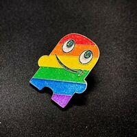*BLACK FRIDAY SALE* Glitter Pride Peccy Pin