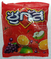 95g Sugus Assorted Flavored Chewy Soft Candy Sweet Fruity Gummy Snack Mix Flavor