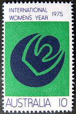 1975 Australian Stamps - International Women's Year - Single MNH
