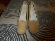 Vintage Womans Shoes Mikelos Athens Greece Size 8.5 N