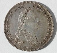 Gettone Degli Stati Di Bretagna - IN Argento - 1768 - Diam. 28 MM - 6,7 G