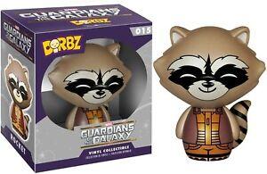 Funko Dorbz - Marvel Guardians Of the Galaxy: ROCKET RACCOON  #015 849803059361