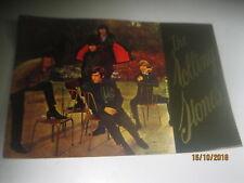 THE ROLLING STONES grande cartolina silvercat milano anni 60