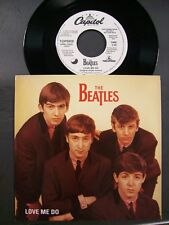 BEATLES Love Me Do P.S. I Love You 45 Record Promo  CAPITOL PRO-79551/79552 New