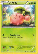 Ceribou -N&B:Tempête Plasma-6/135-Carte Pokemon Neuve Française